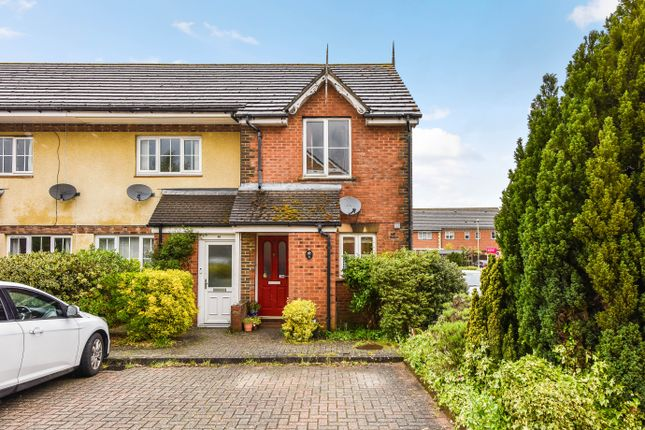 2 bed end terrace house for sale in Old School Road, Liss GU33