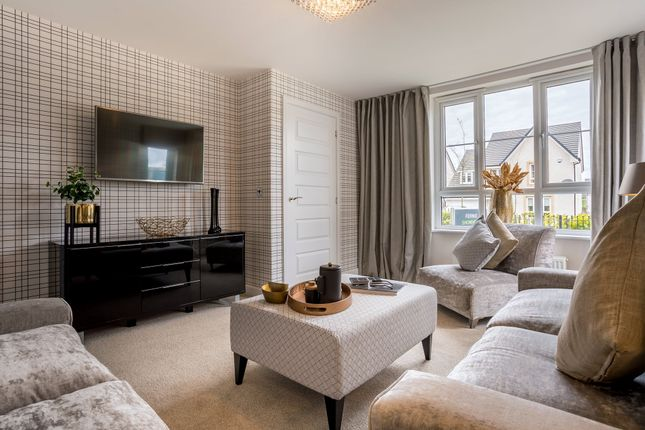 "Thumbnail Detached house for sale in ""Ravenscraig"" at Clippens Drive, Edinburgh"