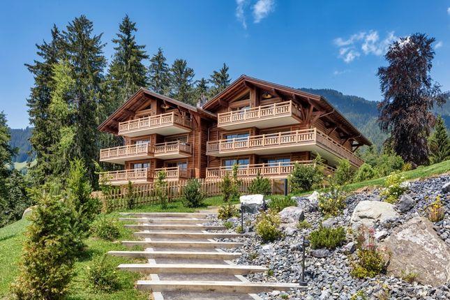 Thumbnail Apartment for sale in Domaine Du Roc, Villars Gryon, Vaud, District D'aigle, Vaud, Switzerland