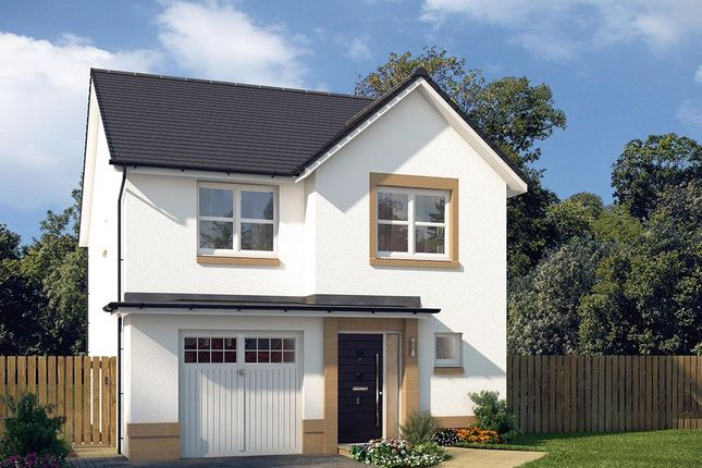 "4 bedroom detached house for sale in ""The Ashbury"" at Cochrina Place, Rosewell"