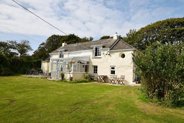 Thumbnail Detached house for sale in Goonhavern, Truro