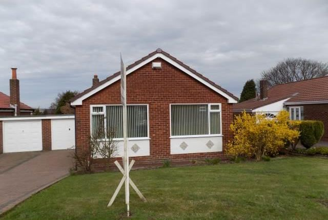 Thumbnail Detached bungalow to rent in Belmont View, Harwood, Bolton