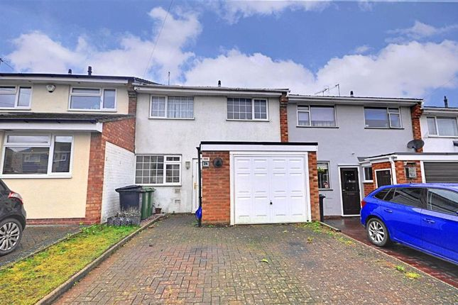 3 bed terraced house for sale in Baynham Drive, Worcester WR5