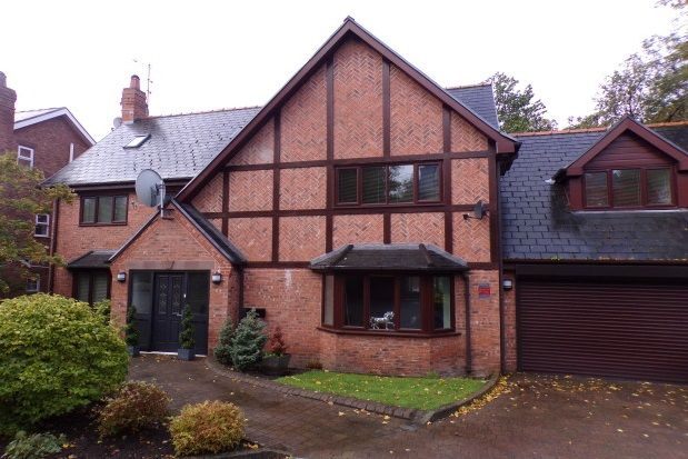 Detached house to rent in Three Acres Close, Woolton, Liverpool