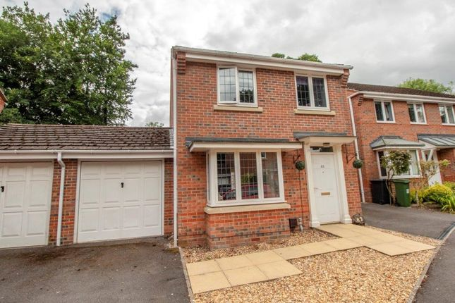 Thumbnail Detached house for sale in Basingfield Close, Old Basing, Basingstoke