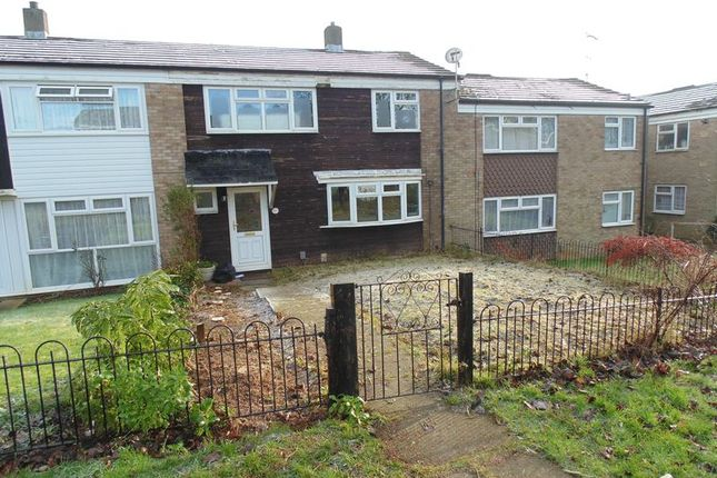 Thumbnail Property to rent in Webb Rise, Stevenage
