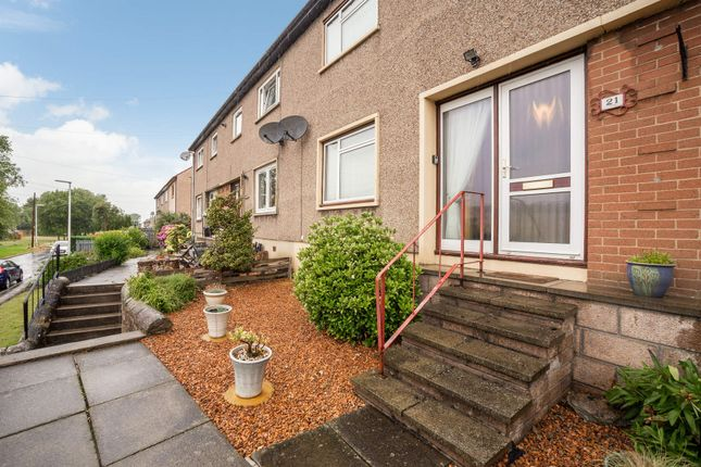 Terraced house for sale in 21 Calais View, Dunfermline