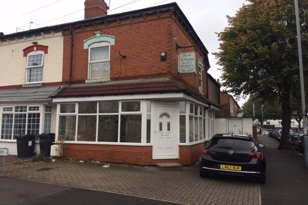 Thumbnail Property to rent in Burlington Road, Small Heath, Birmingham