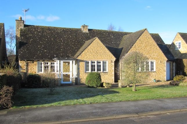 Thumbnail Detached bungalow for sale in Cherry Orchard, Chipping Campden