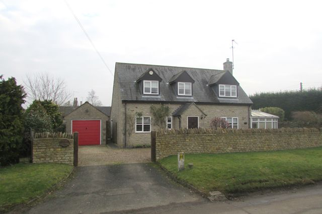Thumbnail Detached house for sale in King Arms Lane, Polebrook