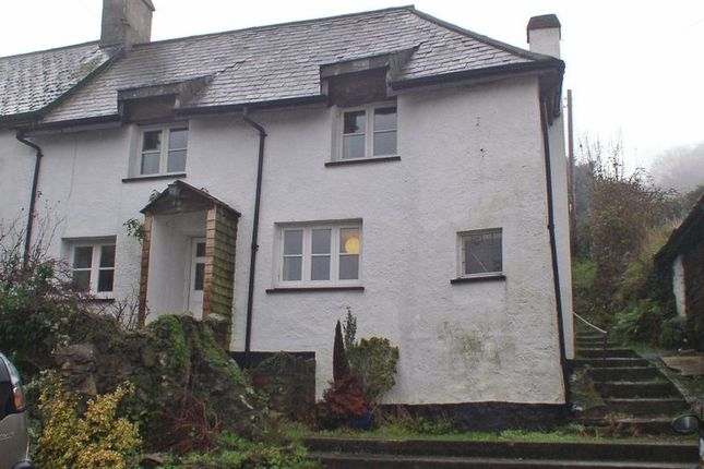 Thumbnail Terraced house to rent in Dry Lane, Christow, Exeter