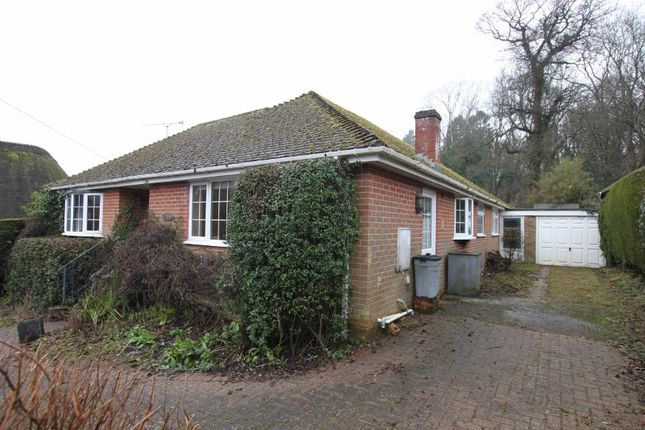 Thumbnail Bungalow for sale in Chute Cadley, Andover, Wiltshire