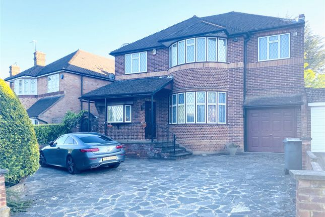Thumbnail Detached house to rent in Chiddingfold, Woodside Park, London