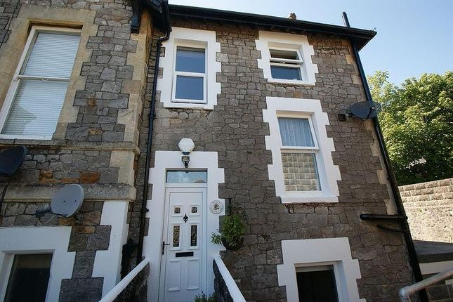 Thumbnail Town house to rent in Eastfield Park, Weston-Super-Mare