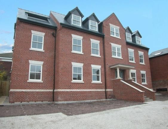 Thumbnail Flat for sale in Serpentine Court, Parkgate Road, Neston, Neston