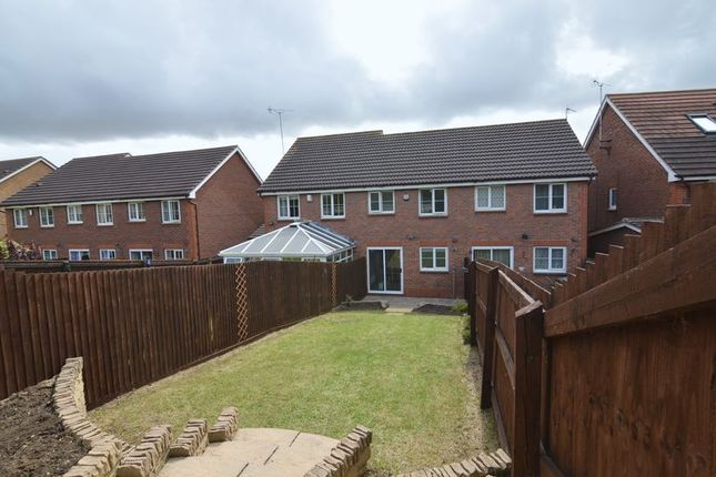 Thumbnail Terraced house to rent in Ashworth Road, Pontefract