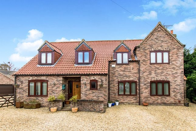 Thumbnail Detached house for sale in Paddocks Estate, Horbling, Sleaford