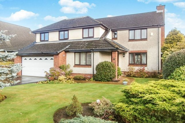 Thumbnail Detached house to rent in Grange Knowe, Linlithgow