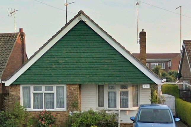 Thumbnail Detached bungalow to rent in St John's Road, Clacton-On-Sea