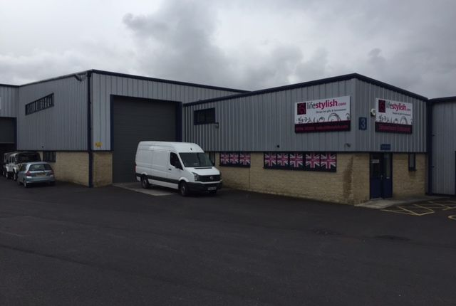 Thumbnail Industrial to let in Unit 3, Park Road Business Centre, Bacup