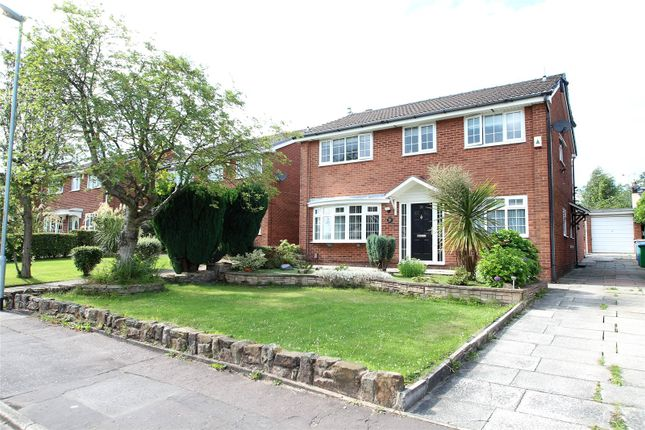 Thumbnail Detached house for sale in Belmont Way, Cronkeyshaw, Rochdale, Greater Manchester