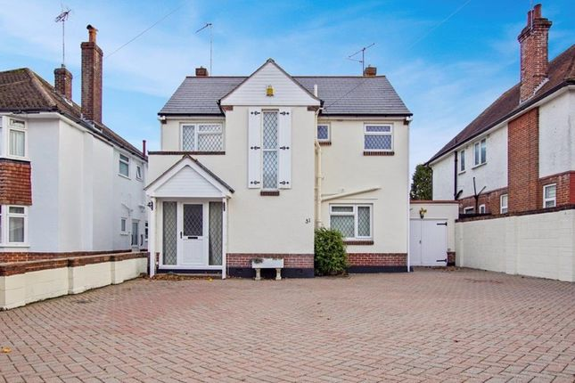 Thumbnail Detached house for sale in Twemlow Avenue, Poole Park, Poole