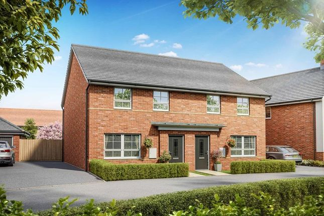 """3 bed end terrace house for sale in """"Maidstone"""" at Boundary Close, Henlow SG16"""