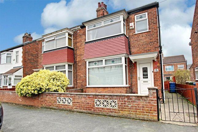 Thumbnail Semi-detached house to rent in Devon Street, Cottingham, East Yorkshire
