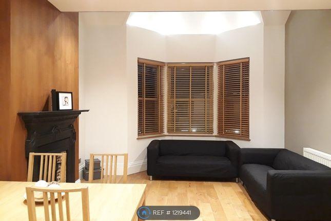 Thumbnail Flat to rent in Denton Road, London