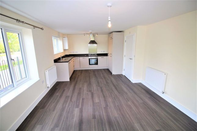 Thumbnail Flat to rent in Susan House, Technology Drive, Rugby
