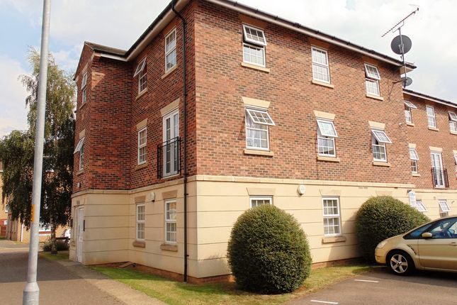 Thumbnail Flat for sale in Henry Bird Way, Northampton