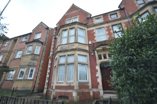 Newport Road, Roath, Cardiff CF24
