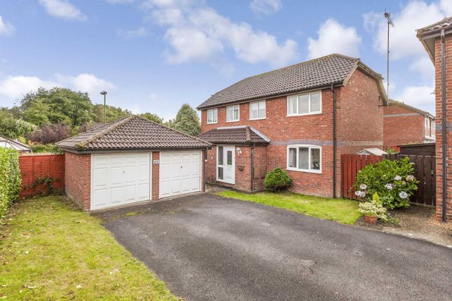 4 bed detached house for sale in Bamborough Close, Southwater, Horsham