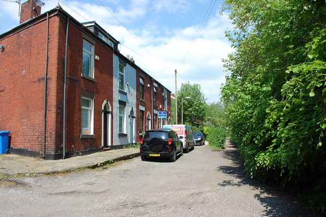 Thumbnail Terraced house to rent in Prospect Place, Ashton-Under-Lyne