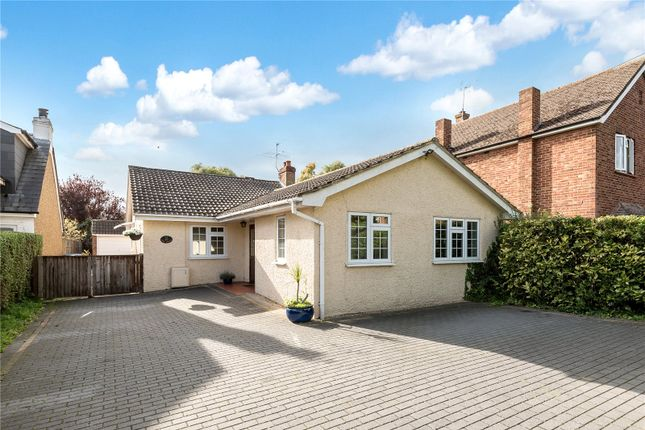 Thumbnail Detached bungalow for sale in Slade Road, Ottershaw, Surrey
