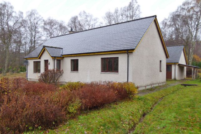 Thumbnail Detached bungalow for sale in Braeroy Road, Roy Bridge