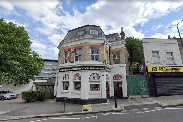 Thumbnail Retail premises for sale in Brookhill Road, London
