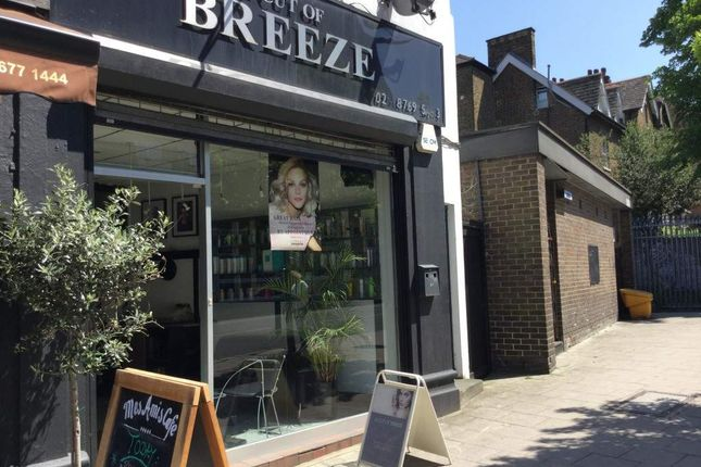 Thumbnail Retail premises for sale in Leigham Court Road, London