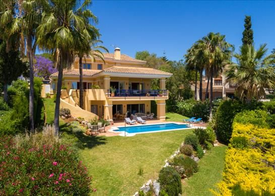 5 bed detached house for sale in Marbella, Malaga, Spain