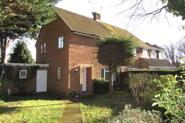 Thumbnail Semi-detached house to rent in Bere Road, Waterlooville, Hampshire