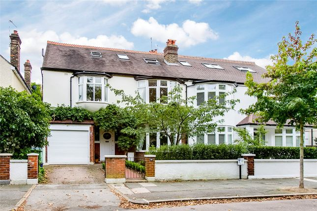 Thumbnail Semi-detached house for sale in Lowther Road, London