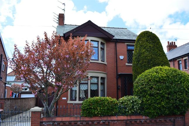 Thumbnail Detached house for sale in Fifth Avenue, South Shore, Blackpool