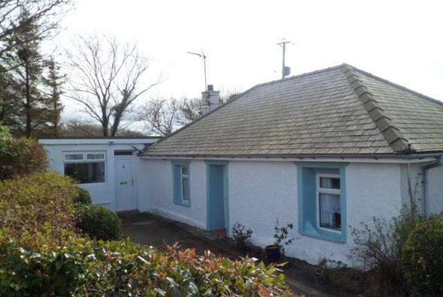 Thumbnail Detached bungalow for sale in Porthlleidiog, Y Foryd, Llanfaglan