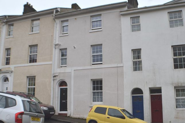 Thumbnail Terraced house for sale in Braddons Street, Torquay