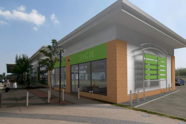 Thumbnail Retail premises to let in New Retail Development, The Parade, Newton Aycliffe