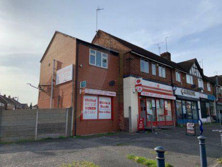 Thumbnail Flat to rent in Worlds End Lane, Quinton, Birmingham