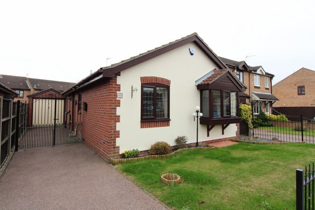Thumbnail Detached bungalow to rent in Whimbrel Drive, Bradwell