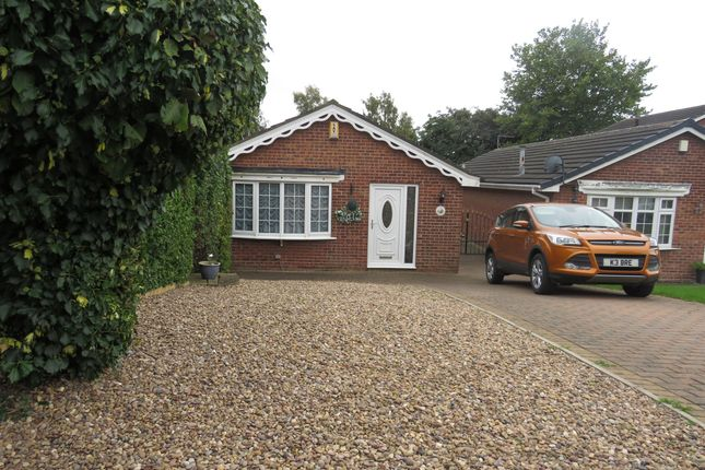 Thumbnail Detached bungalow for sale in Hadleigh Rise, Pontefract