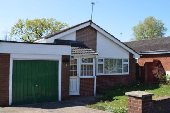 Thumbnail Detached bungalow to rent in Fairholme Close, Saughall, Chester