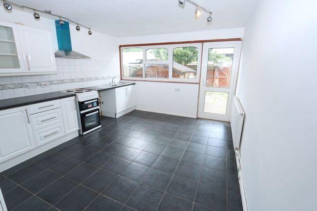 Thumbnail Bungalow to rent in Lammas, Beanhill, Milton Keynes